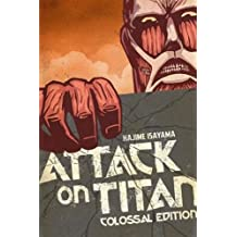 Attack on Titan: Colossal Edition 1