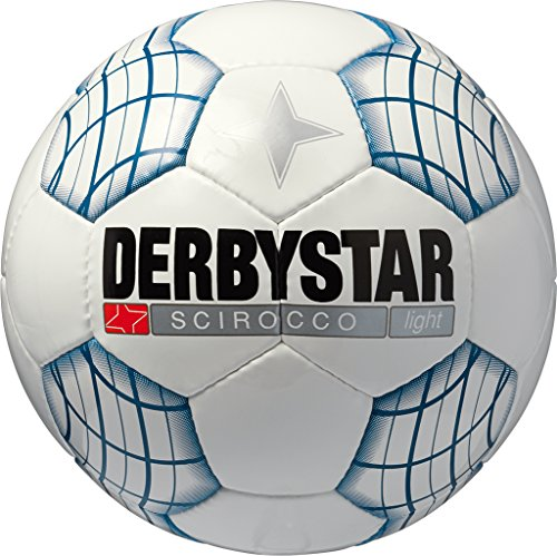 Derbystar Fußball Scirocco Light, Blau, 1287500160