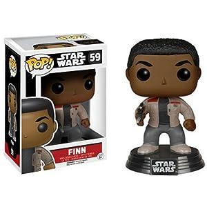 Funko Pop Finn (Star Wars 59) Funko Pop Star Wars