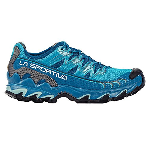 38.5 M EU , Fjord/Malibu e : La Sportiva Ultra Raptor Mountain Running Shoe - Women's