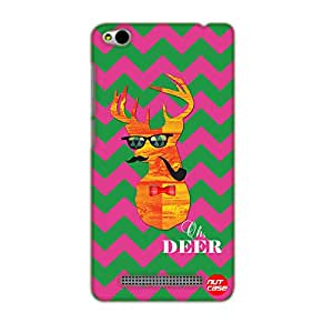 Designer Xiaomi Redmi 3 Case Cover Nutcase-Oh Deer ! -