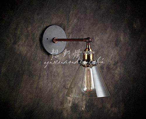 Poliert Chrom-drei-leuchte (SKTDBG Wasserleitungen industriellen ProzessLedSchmücken die Wände leuchten,3 single Kopfwinkel Glas?)