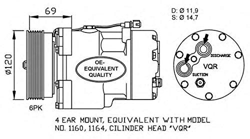 Preisvergleich Produktbild NRF 32748 Klimaanlagen