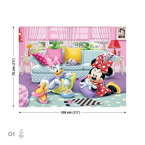 Disney Minnie Maus Daisy Duck Leinwand Bilder (PPD1445O1FW)