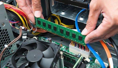 Kingston KVR667D2N5/2G RAM 2 GB 667 MHz DDR2 Non-ECC CL5 DIMM, 240-Pin
