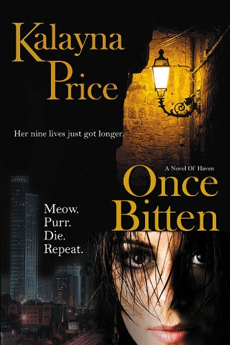 Once Bitten (The Haven Series Book 1)
