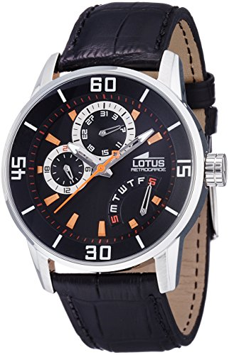 Lotus Sport 15798/5 Reloj de Pulsera para hombres Clásico & sencillo