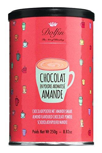 Dolfin | Trinkschokolade mit Mandel