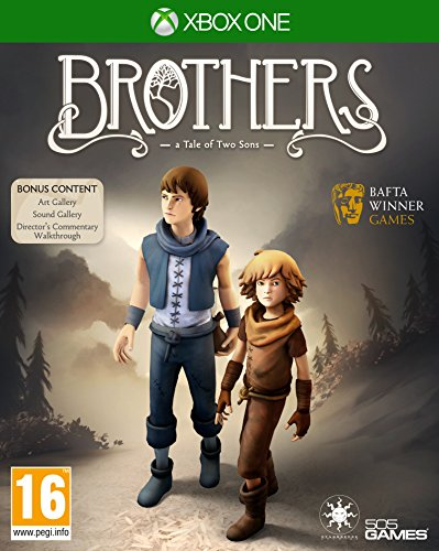 Brothers, A Tale of Two Sons Xbox One