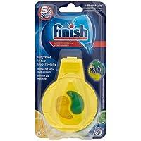 Finish Deodoranti per Lavastoviglie, Profumo di Limone, 4 Confezioni