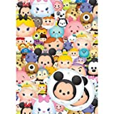 Tsum Tsum 2 Sheets Of Gift Wrap And 2 Gift Tags
