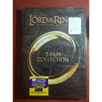 The Lord of the Rings Theatrical Versions - DVD W/Ultra Violet Copy