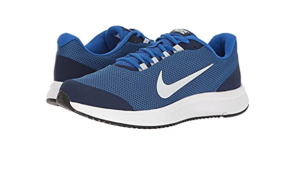 competitive price 6a610 bb3dc Nike runallday - Scarpe da Corsa, Uomo, Blu - (Hyper Cobalt Pure Platinum-Binary  Blue)  Amazon.it  Sport e tempo libero