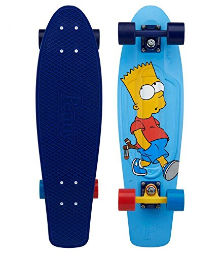Penny Cruiser Complete Skateboards Bart 27'' Simpsons Complete