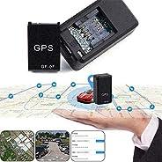Magnetic Gf07 Mini GPS Echtzeit-Auto-Ortungs-Tracker, Mini-Ortungsgerät für versteckte Autos, Anti-Verlust-Die