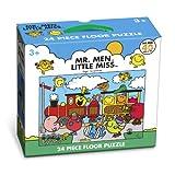 Paul Lamond Mr Men Little Miss Floor Puzzle (24 Pieces)