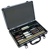 OUTERS Universale Kit Pulizia 32 pz Casetta in Alluminio | Universal Aluminum C