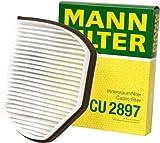 Mann Filter CU 2897 Innenraumfilter