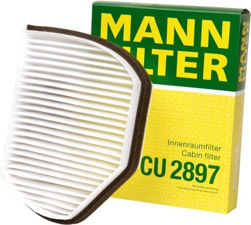 Preisvergleich Produktbild Mann Filter CU 2897 Innenraumfilter