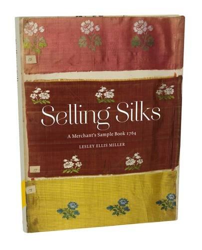 Selling Silks: A Merchant's Sample Book (Adult Western Kostüm)