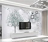 3D Fototapeten Baum Vlies Tapeten Wandbild Hintergrundbild Moderne Design...