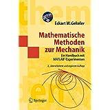 Mathematische Methoden zur Mechanik: Ein Handbuch mit MATLAB®-Experimenten (Springer-Lehrbuch Masterclass)