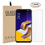Features: Perfect Fit:Specifically designed for Asus Zenfone 5Z ZS620KL. HD Screen: High Definition curved-edge with 99.9% transparency to allow an optimal, natural viewing experience. Quality Materials: Glass material after high temperature steel pr...