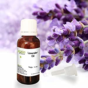 Allin Exporters Lavender Essential Oil 15 Ml For Aromatherapy, Massage & Aroma Diffusers