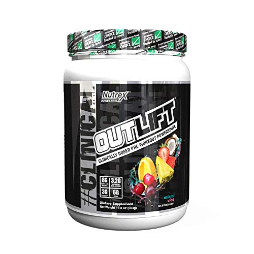 Nutrex Research Outlift Miami Vice - 504 gr