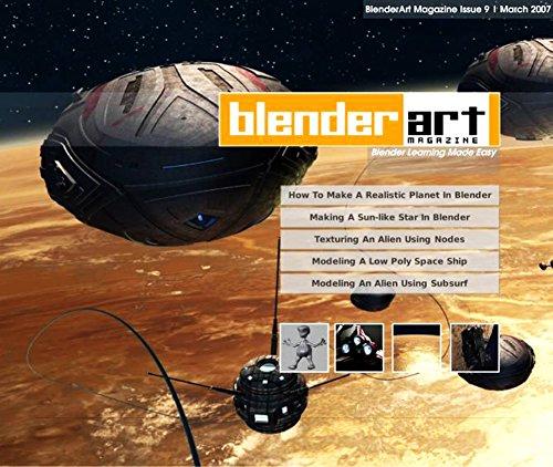 BlenderArt Magazine Issue 09 (English Edition)