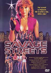 Savage Streets ( 5 Deadly Angels ) ( Zombie Brigade )