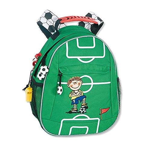 Lutz Mauder Lutz Mauder02201 Fritz Flanke Soccer Backpack