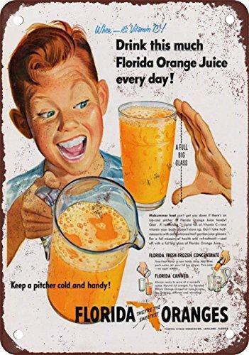 1951-florida-orange-juice-vintage-look-reproduction-metal-signs-12x16-inches