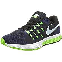 Nike Air Zoom Vomero 11 - Zapatillas de running para hombre, color Negro (Blk / Brly Grn-Cncrd-Elctrc Grn), talla 43