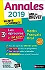 Annales ABC du Brevet 2019 - Les épreuves à 100 points