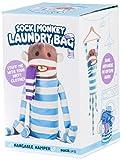 Suck UK Monkey Laundry Bag Sacca per Biancheria, Tessuto, Multicolore