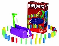 Goliath 80.803.012 - Domino Express Ergänzungspackung Skeleton