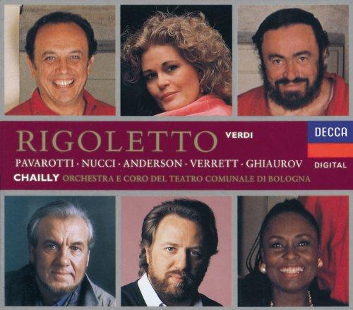 """Verdi: Rigoletto / Act 3 - """"Be..."""