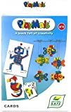 Loick Biowertstoff 150518.1 - PlayMais Buch Cards, Bastelset