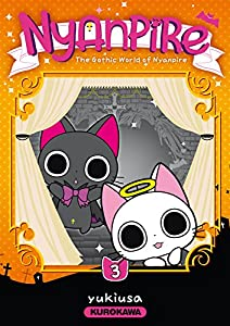 Nyanpire Edition simple Tome 3