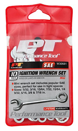 Performance Tool W30681 Wrenches -