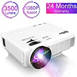 DIDAR Beamer 3500 Lumen Videobeamer Mini Video...