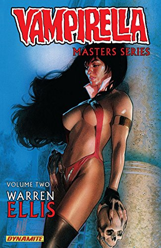 Vampirella Masters Series Vol. 2: Warren Ellis
