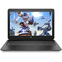HP Pavilion 15-bc500ns - Ordenador portátil de 15.6 FullHD (Intel Core i5-9300H, 8GB RAM, 1TB HDD + 128GB SSD, NVIDIA GeForce GTX 1050-3GB, FreeDOS) negro - teclado QWERTY Español