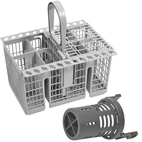 Spares2go - Cesta cubiertos + filtro drenaje central
