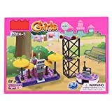 #10: SN Toy Zone Cogo Building Set for Girls (Multi Design would be dispatched)