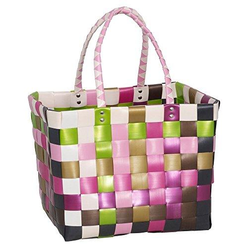 5010-39 Witzgall ICE-BAG Shopper Klassiker Einkaufskorb bunte Einkaufstasche