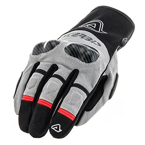Acerbis Handschuhe Adventure Schwarz Gr. L