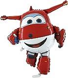 Toyland® Super Wings Jett Flugzeug Folienballon