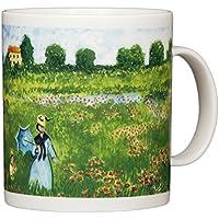 Claude Monet - Papaveri a Argenteuil - tazza per caffè da 400 ml